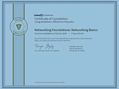 CertificateOfCompletion_Networking Foundations Networking Ba