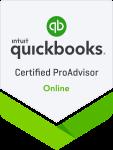 Quickbooks Online Certificate - Badge