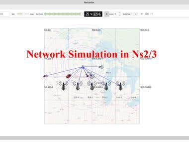 Network Simulation In Ns2/3