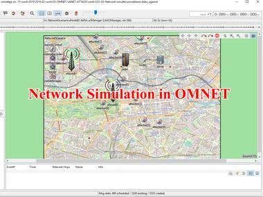 Network Simulation In OMNET