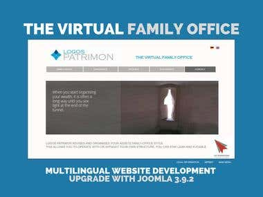 Multilingual Website Development Upgrade with Joomla 3.9.2