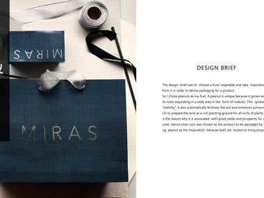 Packaging, Branding and Graphic Design: Silverware Brand