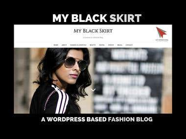 My Black Skirt - A Fashion Blog