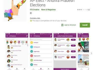 AP Elect - Andhra Pradesh Elections