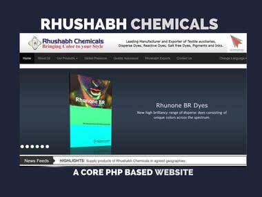 Rhushabh Chemicals Pvt. Ltd.