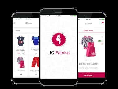 Mobile App (Ecommerce)