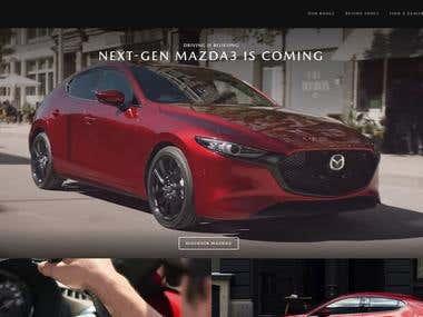 Insdemo - the web service for car insurance.