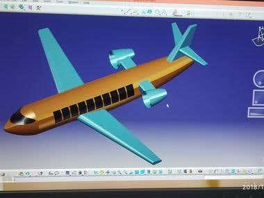 Catia CAD design
