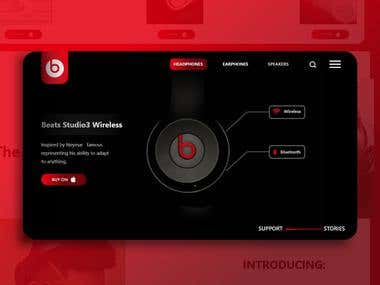 beats websit unofficial