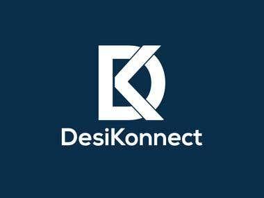 DK Letter Logo