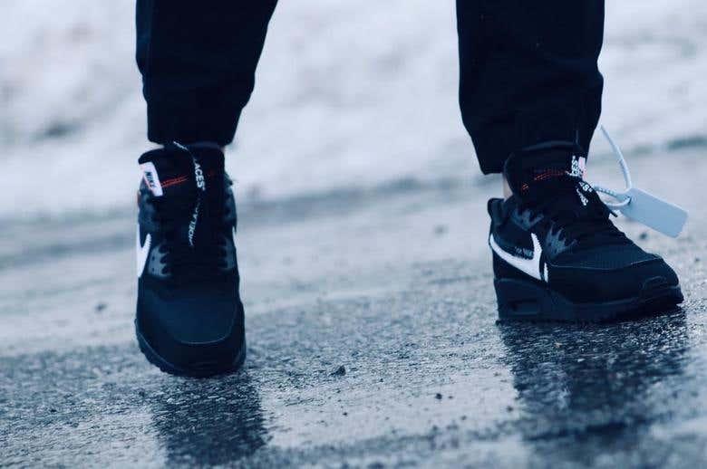 black air max 90 outfit