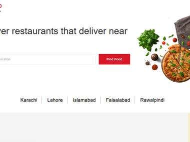 Eat Mubarak (Clone Website)