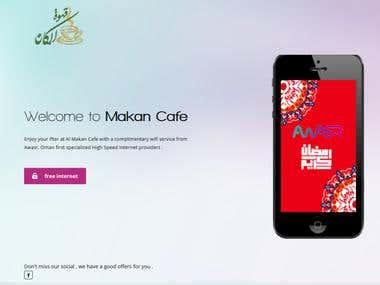 Makan Cafe CRM