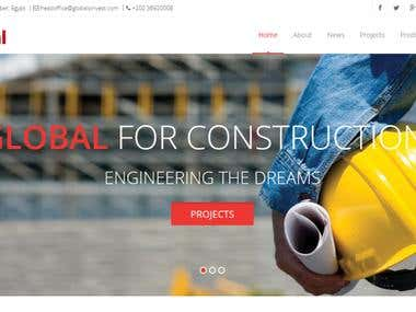 Global for investing and project management