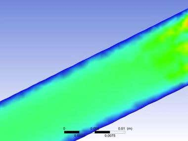 CFD MULTI-INJECTION FLUID FLOW FRICTIONAL ANALYSIS