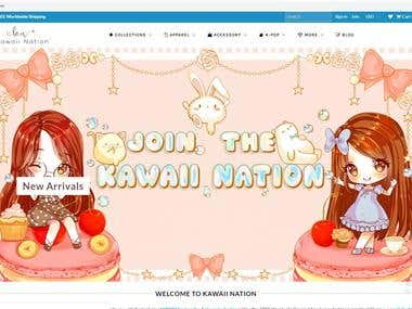 kawaiination.com