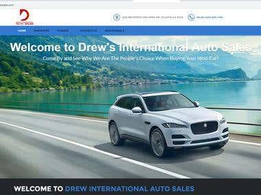 www.drewsautosales.com