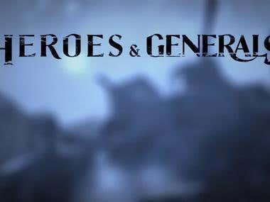 HEROES & GENERALS - Patton Update Trailer
