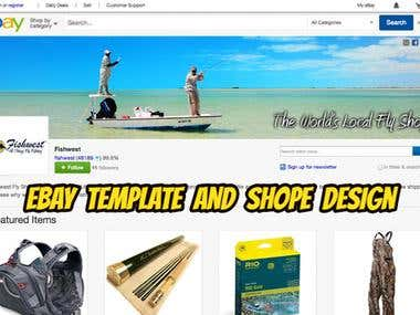 Ebay Template Design