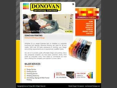 Donovan Printing