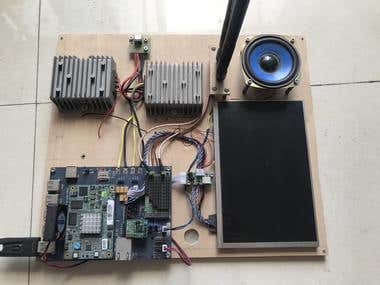 Demo Board Based On E3825