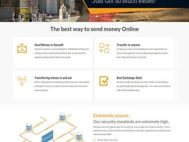 Money Online Website