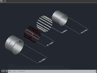 Needle Roller Bearing,