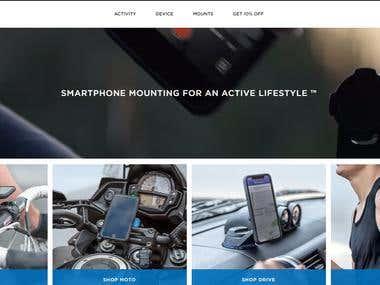 Smart devices website