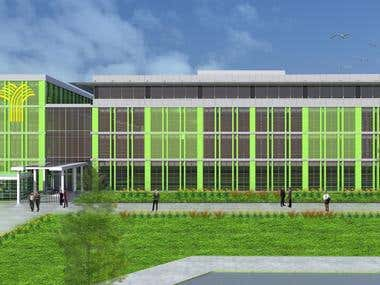 RESEARCH & DEVELOPMENT BUILDING PROJECT