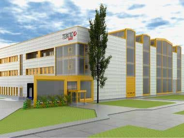 FACTORY BUILDING PROJECT