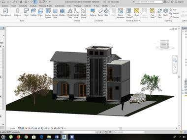 REVIT ARCHITECTURAL