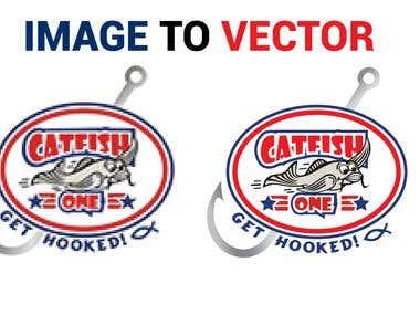 Urgent Vectorize Logo 30 Minutes