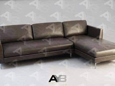 Modular Sofa Design.