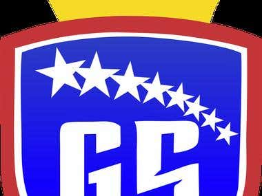 Logo insignia para equipo de Futbol