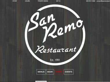 San Remo Barnes