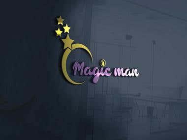 magic man logo