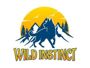 Wild instinct logo