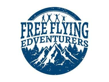 Free Flying Edventurers logo