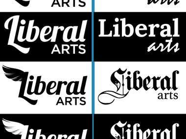 Logo - Liberal Arts