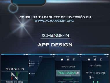 Design - XCHANGE-IN