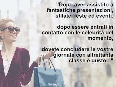 Migliori ristoranti Milano Fashion Week - blog writing