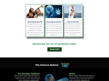CBD Oil Website