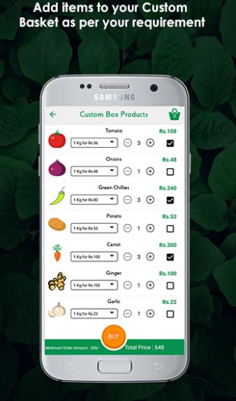 GoFarmz: Farming Android Application