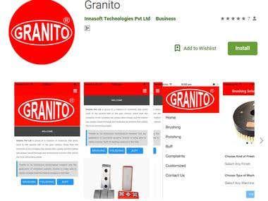 Granito: Brushing Tools Application Development