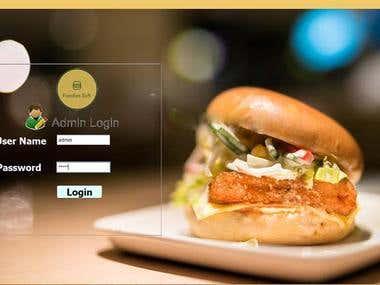 Food Restaurant Management System