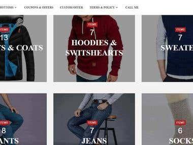 Affiliate Marketing Store