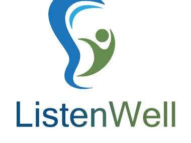 ListenWell Logo