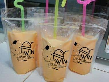 Thai Milk Tea Logo