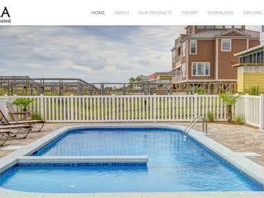 Aura Tiles Company website
