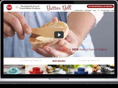 Butter Bell:Grocery and Kitchenware